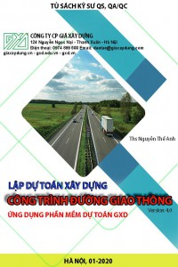 giáo trình dự toán công trình đường giao thông