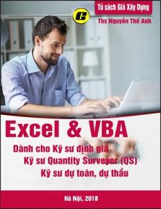 giáo trình Excel VBA kinh tế dự toán